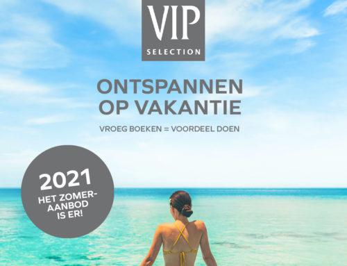 Zomer 2020 – 2021 TUI en VIP zijn boekbaar vanaf vandaag!