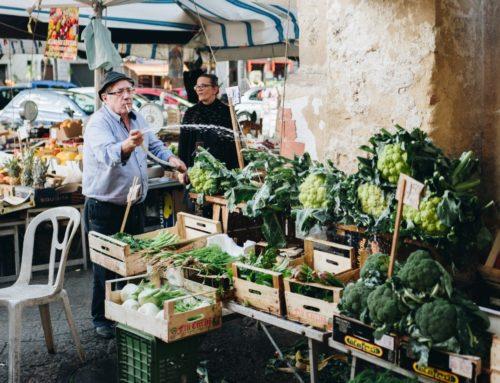 Sicilië, rondreis in Agriturismi